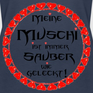 Muschi Top - Frauen Premium Tank Top