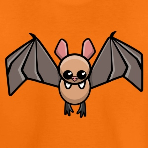 Fledermaus Horror Grusel Kinder T-Shirts - Teenager Premium T-Shirt