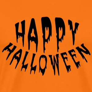 Happy Halloween (1c) Tee shirts - Men's Premium T-Shirt