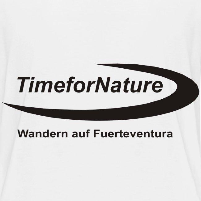 TimeforNature T-Shirt für Kid's  mit Logo rückseitig