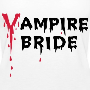 Vampire Bride Tops - Frauen Premium Tank Top
