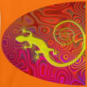 PSYCHODELIC GECKO TWINS - Partnerlook links | Kindershirt - Teenager Premium T-Shirt