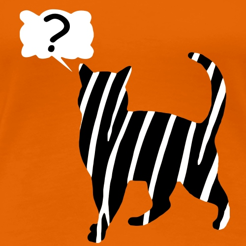 Zebra cat mythical animal, enchantment very questionable