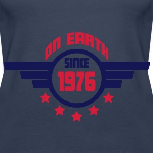 1976_on_earth Toppe - Dame Premium tanktop