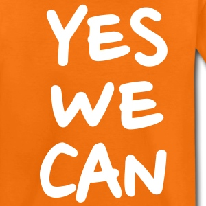 Yes we can Kinder T-Shirts - Teenager Premium T-Shirt