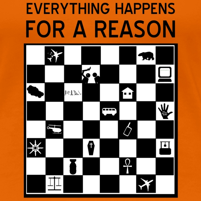 Lost - everything happens for a reason