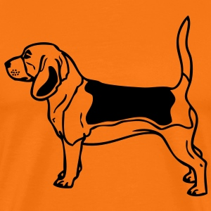 - www.dog-power.nl - CG -  - Premium-T-shirt herr