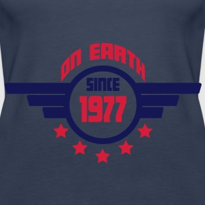1977_on_earth Tops - Women's Premium Tank Top