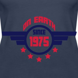 1975_on_earth Toppe - Dame Premium tanktop