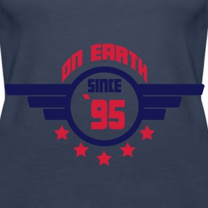 95_on_earth Tops - Women's Premium Tank Top