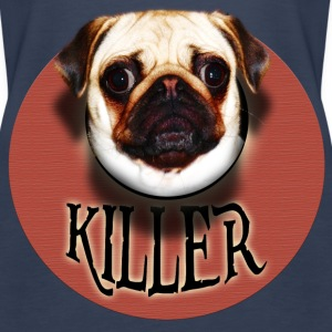 Killer Mops Hund - Frauen Premium Tank Top