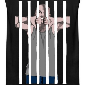 prisonnier T-Shirts - Men's Premium Tank Top