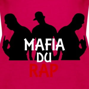 mafia du rap Tops - Frauen Premium Tank Top