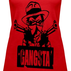 gangster Tops - Frauen Premium Tank Top