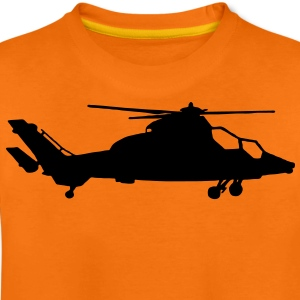 helicopter kids military rc Kids' Shirts - Teenage Premium T-Shirt