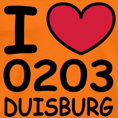 I ♥ 0203 Duisburg