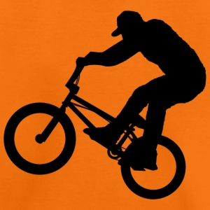 BMX Rider - Teenage Premium T-Shirt