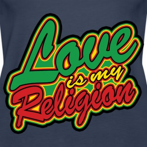 love is my religion Toppe - Dame Premium tanktop