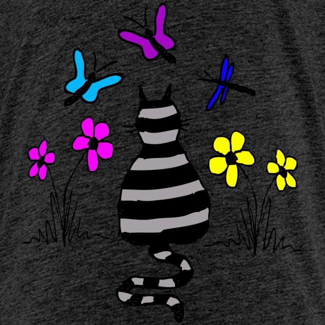 katze kids t-shirt