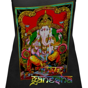 LOVE GANESHA | Frauen Tank Top - Frauen Premium Tank Top