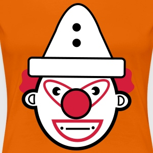 Clowns T-Shirts - Frauen Premium T-Shirt