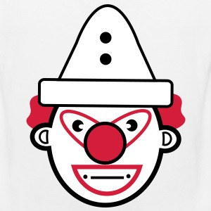 Clown Camisetas - Tank top premium hombre