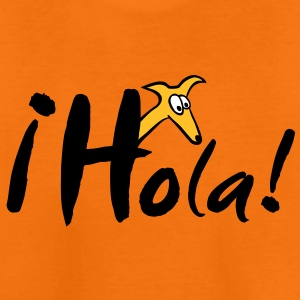 hola T-Shirts - Teenager Premium T-Shirt