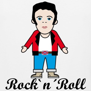 Rock`n´Roll T-Shirts - Men's Premium Tank Top