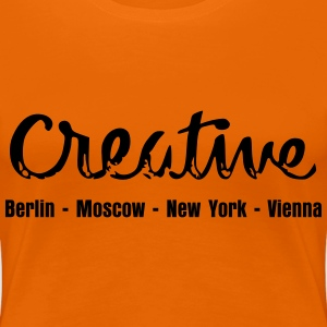 creative T-Shirts - Frauen Premium T-Shirt