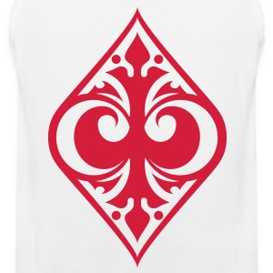 DIAMONDS - Männer Premium Tank Top