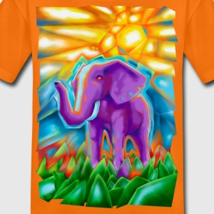 Elefant Kinder T-Shirts - Teenager Premium T-Shirt