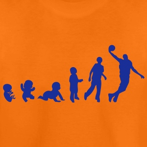 evolution basketball dunk3 Tee shirts Enfants - T-shirt Premium Ado