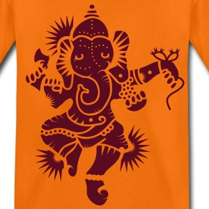 The elephant god Ganesha Kids' Shirts - Teenage Premium T-Shirt