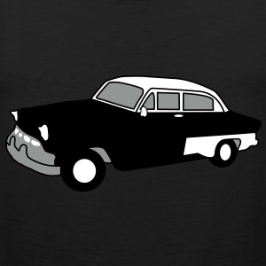 Vintage Cars T-Shirts - Men's Premium Tank Top