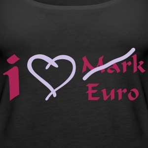 i love euro - früher: mark Tops - Frauen Premium Tank Top