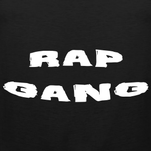 rap gang T-Shirts - Männer Premium Tank Top