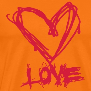 Love like blood Camisetas - Camiseta premium hombre