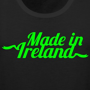 MADE IN IRELAND  T-Shirts - Men's Premium Tank Top