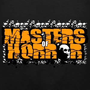 masters of horror T-Shirts - Men's Premium Tank Top