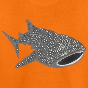 walhai wal hai fisch whale shark taucher tauchen diver diving naturschutz endangered species save the whale sharks Kinder T-Shirts - Kinder Premium T-Shirt