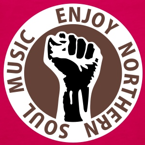 3 colors - Enjoy Northern Soul Music - nighter keep the faith Débardeurs - Débardeur Premium Femme