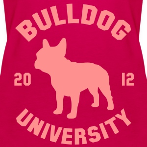 BULLDOG UNIVERSITY  Tops - Frauen Premium Tank Top