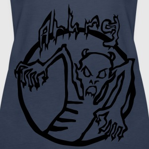 Monster - Women's Premium Tank Top