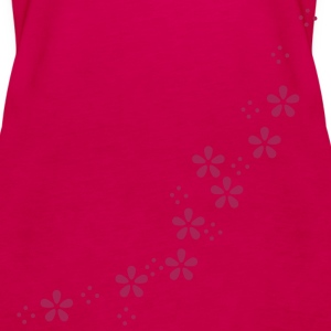 Blumen-Girlande / flower garland (1c) Tops - Women's Premium Tank Top