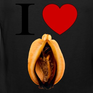 I love mussel - Men's Premium Tank Top