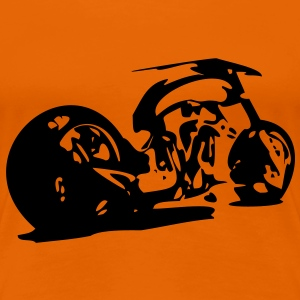 Custombike - Frauen Premium T-Shirt
