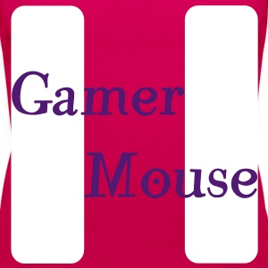 Gamer Mouse Tops - Frauen Premium Tank Top