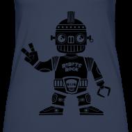 Motif ~ Débardeur femme robots