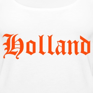 Holland Tops - Women's Premium Tank Top