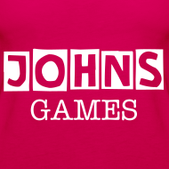 Design ~ Johns Game Channel Tank Top!